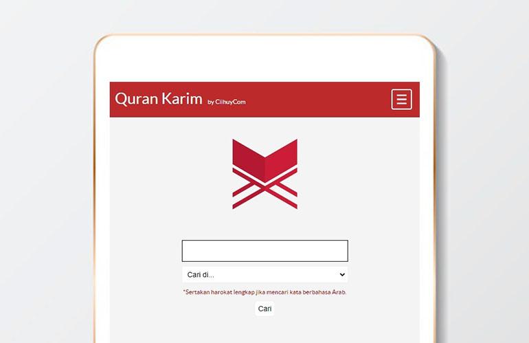 Quran Karim – Quran dan terjemahan berbagai bahasa