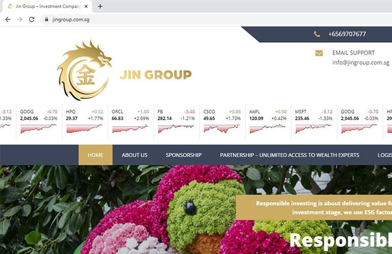 Jin Group Singapore