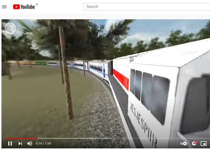 Jasa pembuatan video 360 untuk Anda posting di YouTube
