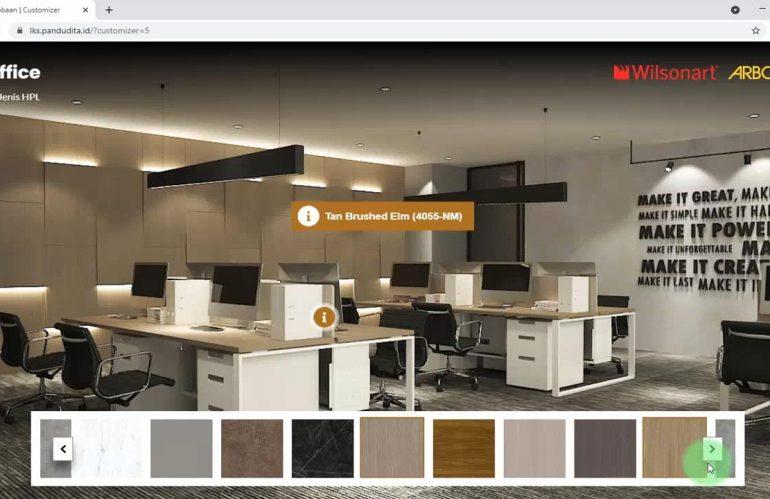 Jasa pembuatan plugin WordPress untuk kustomisasi desain interior