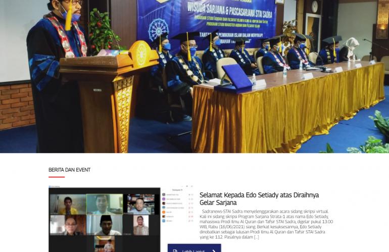 Jasa Pembuatan Website Kampus, Universitas, Sekolahan dan Profil Bisnis